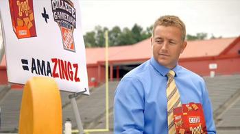 Cheez-It Zingz TV Spot, 'College Gameday: Magical' Feat. Kirk Herbstreit - Thumbnail 9