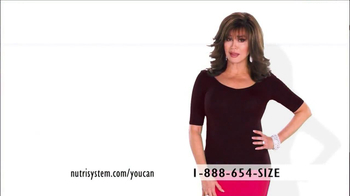 Nutrisystem TV Spot, 'You Can Do It' Featuring Marie Osmond - Thumbnail 10