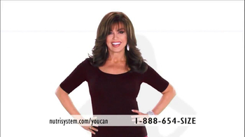 Nutrisystem TV Spot, 'You Can Do It' Featuring Marie Osmond - Thumbnail 3