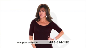 Nutrisystem TV Spot, 'You Can Do It' Featuring Marie Osmond - Thumbnail 8