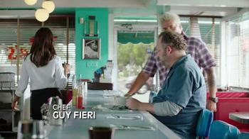 Rolaids TV Spot, 'Diner' Featuring Guy Fieri - Thumbnail 1