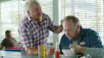 Rolaids TV Spot, \'Diner\' Featuring Guy Fieri