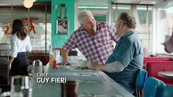 Rolaids TV Spot, 'Diner' Featuring Guy Fieri - Thumbnail 2