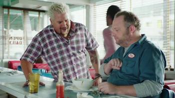 Rolaids TV Spot, 'Diner' Featuring Guy Fieri - Thumbnail 3