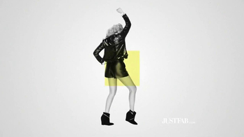 JustFab.com TV Spot Featuring Paulina Rubio - Thumbnail 7