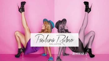 JustFab.com TV Spot Featuring Paulina Rubio - Thumbnail 8