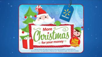Walmart TV Spot, 'More Christmas for Your Money' - Thumbnail 6