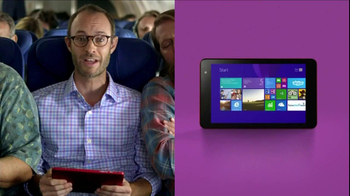 Windows Dell Venue 8 Pro TV Spot, 'New Windows: Traveler' - Thumbnail 5