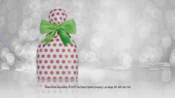Patron Spirits Company TV Spot, 'Gift Wrapped Bottle' - Thumbnail 8