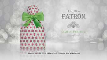 Patron Spirits Company TV Spot, 'Gift Wrapped Bottle' - Thumbnail 9