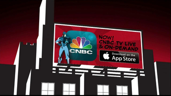 CNBC App TV Spot, 'Comic Book' - Thumbnail 10