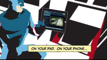 CNBC App TV Spot, 'Comic Book' - Thumbnail 8