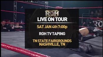 ROH Wrestling Final Battle 2013 TV Spot