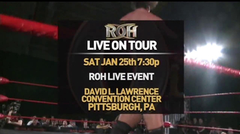 ROH Wrestling Final Battle 2013 TV Spot - Thumbnail 8
