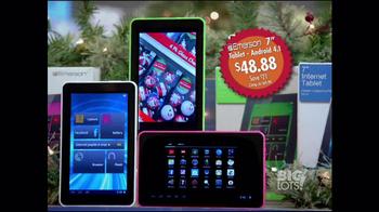 Big Lots Thanksgiving Day Sale TV Spot - Thumbnail 5
