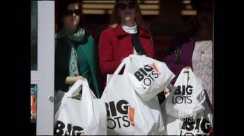 Big Lots Thanksgiving Day Sale TV Spot - Thumbnail 9