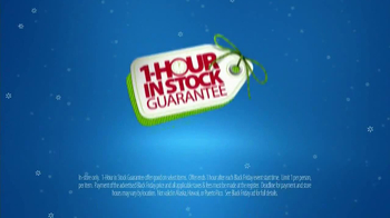 Walmart Black Friday TV Spot, 'Lights' - Thumbnail 6