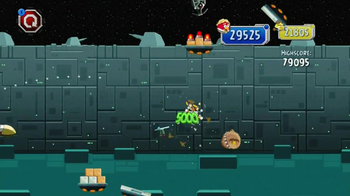 Angry Birds Star Wars TV Spot, 'Consoles' - Thumbnail 10