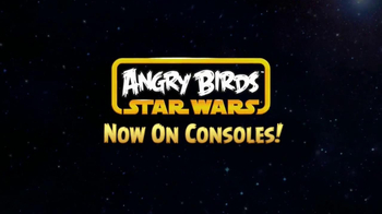 Angry Birds Star Wars TV Spot, 'Consoles' - Thumbnail 2