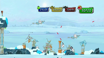 Angry Birds Star Wars TV Spot, 'Consoles' - Thumbnail 3