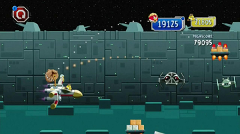 Angry Birds Star Wars TV Spot, 'Consoles' - Thumbnail 8