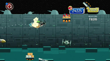 Angry Birds Star Wars TV Spot, 'Consoles' - Thumbnail 9