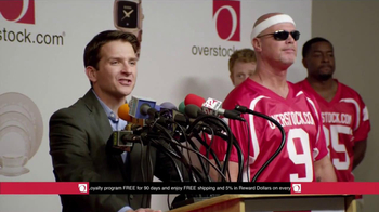 Overstock.com TV Spot Featuring Mike Ditka - Thumbnail 2