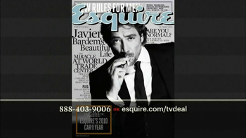 Esquire Magazine TV Spot, 'Keep Good Company' - Thumbnail 5