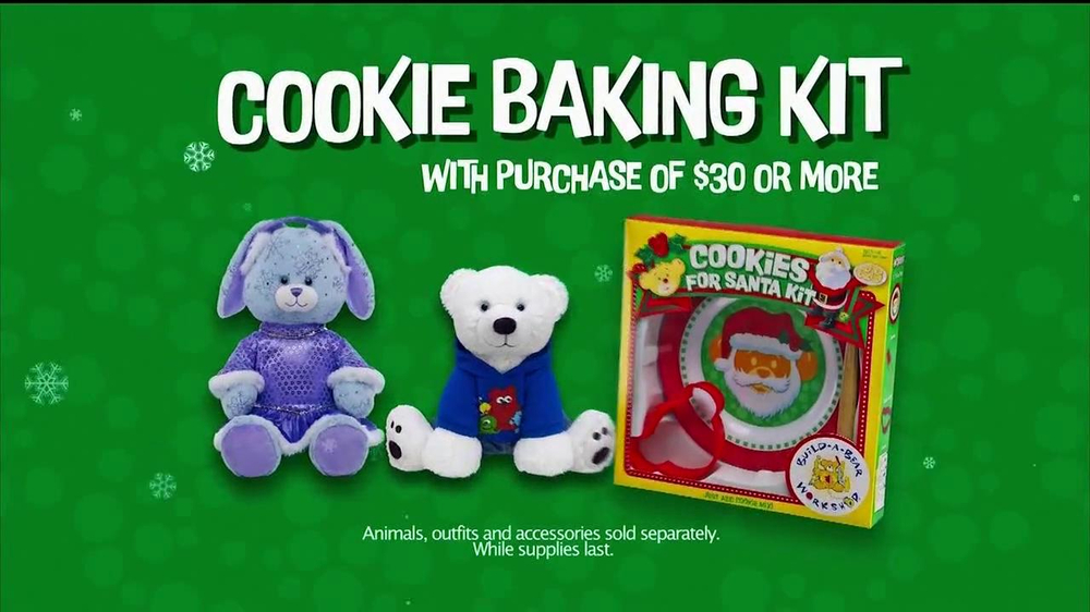 Build A Bear Workshop Tv Commercial Twas The Fun Before Christmas Video