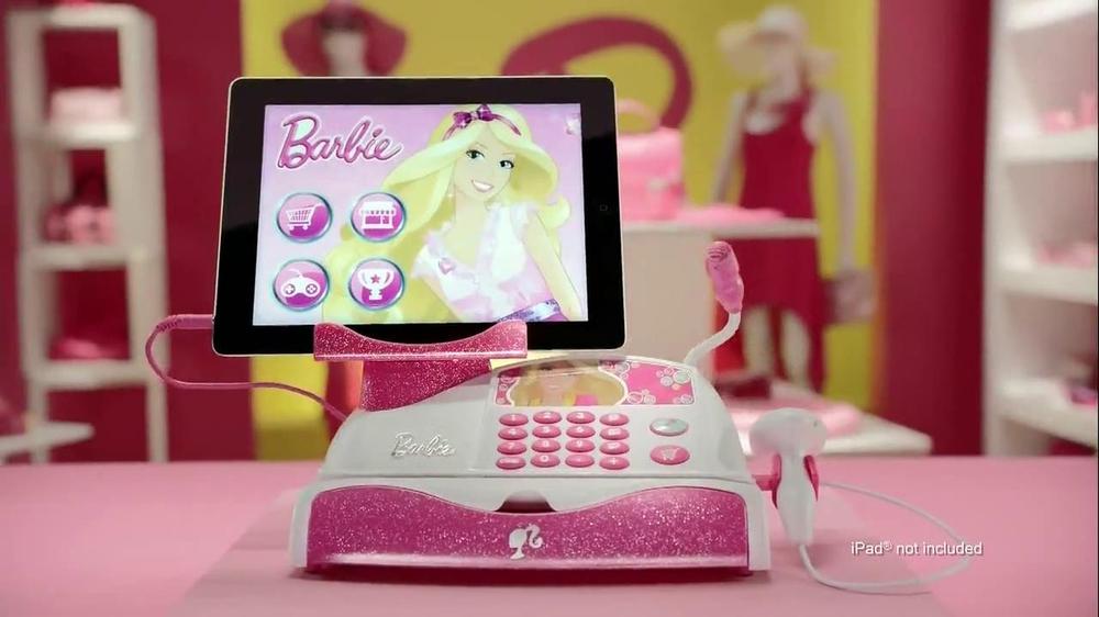 Barbie Cash Register Tv Spot Ispot Tv