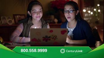 CenturyLink TV Spot, 'Gemelas: Estas Fiestas' [Spanish]