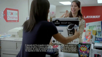 Kmart Layaway TV Spot, 'Muñeco de Nieve' [Spanish] - Thumbnail 10