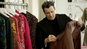 QVC TV Spot, \'Luxury\' Featuring Isaac Mizrahi