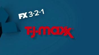TJ Maxx TV Spot, 'FX 3-2-1' - Thumbnail 1