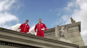 Kia Optima TV Spot, 'Zip Line' Feat. Blake Griffin, Jack McBrayer - Thumbnail 1