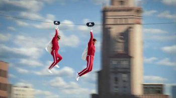 Kia Optima TV Spot, 'Zip Line' Feat. Blake Griffin, Jack McBrayer - Thumbnail 2