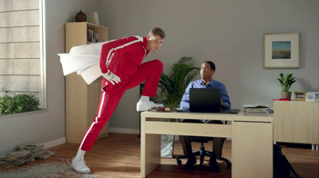 Kia Optima TV Spot, 'Zip Line' Feat. Blake Griffin, Jack McBrayer - Thumbnail 8