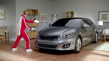 Kia Optima TV Spot, 'Zip Line' Feat. Blake Griffin, Jack McBrayer - Thumbnail 9