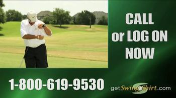 The Swing Shirt TV Spot, 'Fix Your Swing' - Thumbnail 7