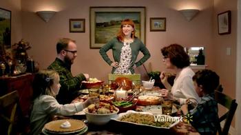 Walmart TV Spot, 'Thanksgiving Turkey' - 290 commercial airings