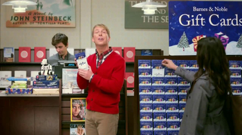 Barnes & Noble TV Spot, 'Holiday Gift Ideas' Featuring Jack McBrayer - Thumbnail 8