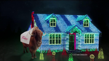 Frontier FiOS Triple Play TV Spot, 'Power of Fiber Optics' - 464 commercial airings