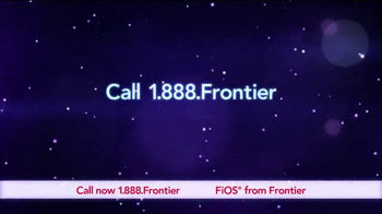 Frontier FiOS Triple Play TV Spot, 'Power of Fiber Optics' - Thumbnail 2