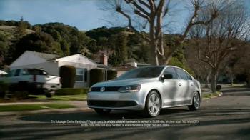Volkswagen Sign Then Drive Event TV Spot, 'Just a Signature' - Thumbnail 6