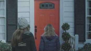 Lowe's TV Spot, 'Holly' - Thumbnail 1
