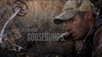 Cabela's TV Spot, 'Goosebumps' - Thumbnail 7