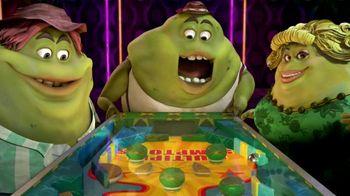 Mucinex Fast-Max TV Spot, 'Pinball Machine'