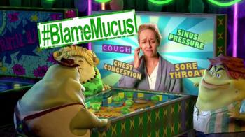 Mucinex Fast-Max TV Spot, 'Pinball Machine' - Thumbnail 2