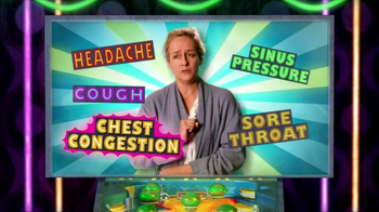 Mucinex Fast-Max TV Spot, 'Pinball Machine' - Thumbnail 5