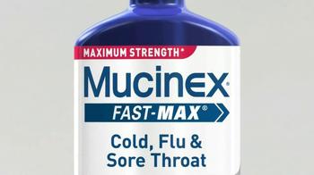 Mucinex Fast-Max TV Spot, 'Pinball Machine' - Thumbnail 7